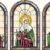 Stained Glass Saints