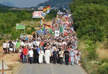 marsul pacii